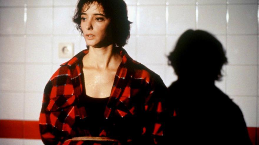 Ana Torrent protagoniza 'Tesis'