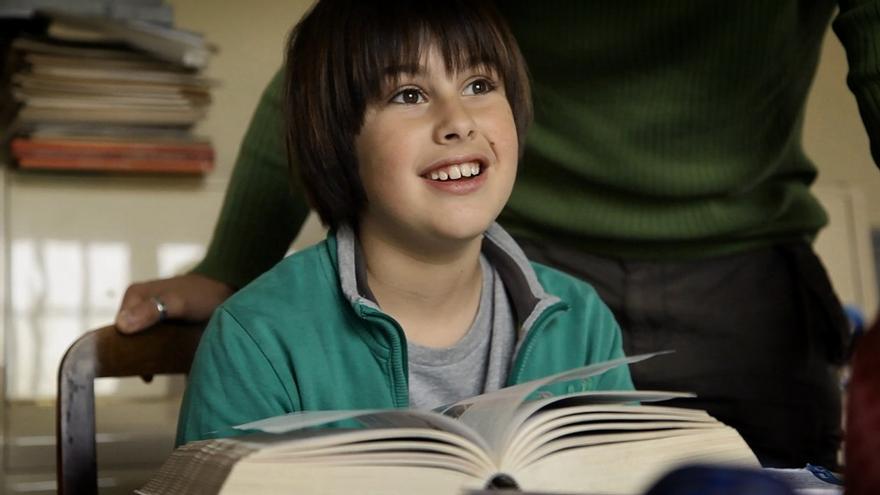 Fotograma del documental  'La hora de los deberes'.