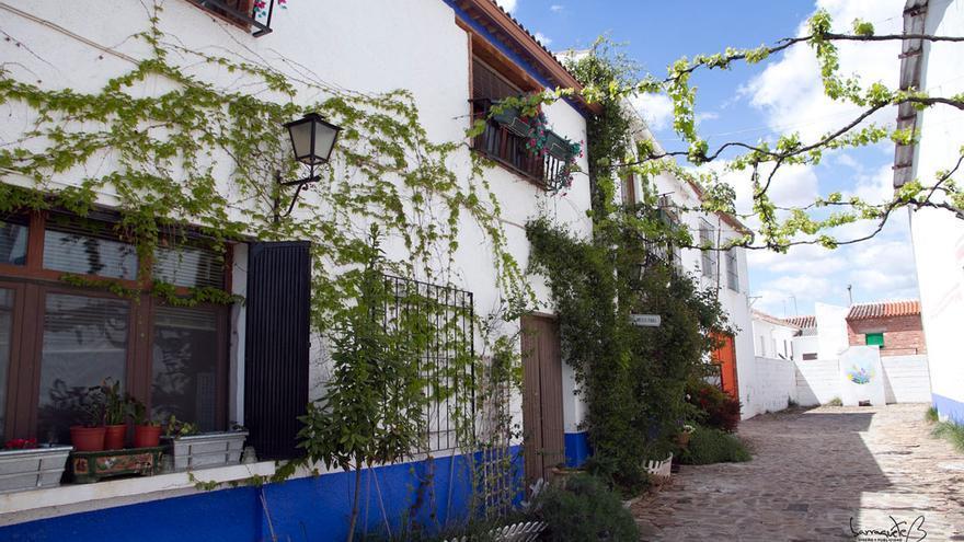 La casona del abuelo Parra, en Villanueva de los Infantes (Ciudad Real)