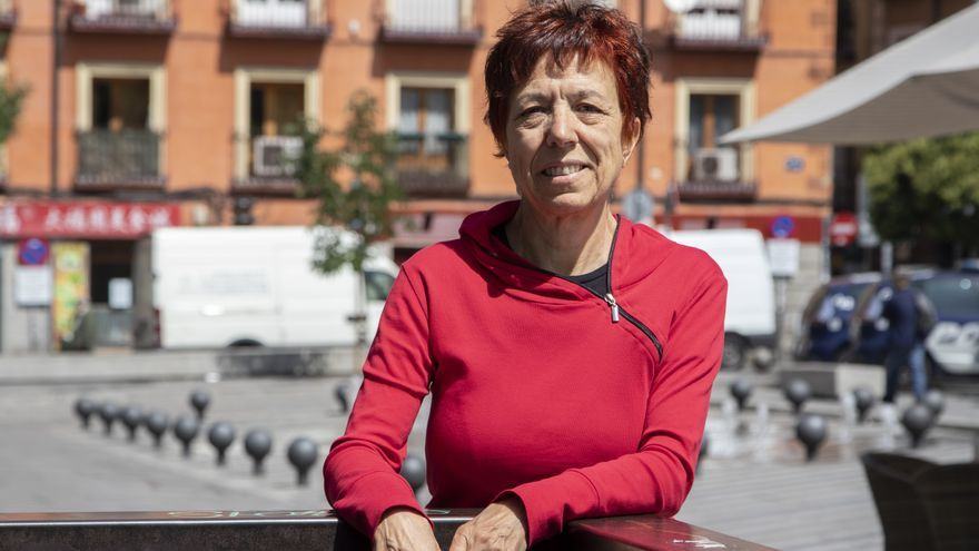 María Pazos es Investigadora sobre economía, políticas públicas y sistemas de bienestar, activista social y feminista
