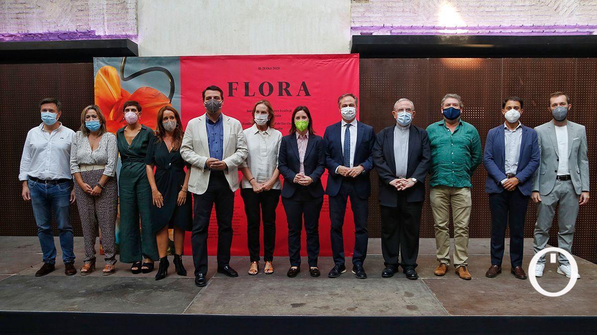 Presentación del Festival Internacional de las Flores 'Flora' 2021