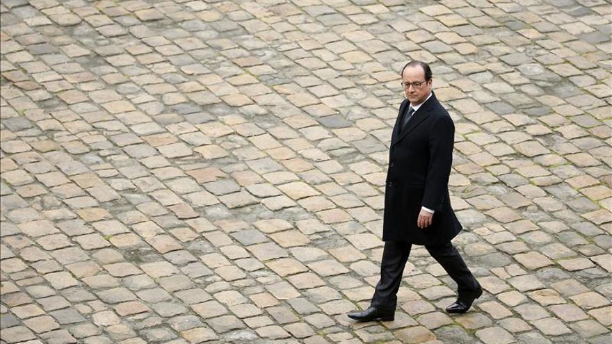 """Francia aplaza """"hasta nueva orden"""" la entrega de los Mistral a Rusia"""