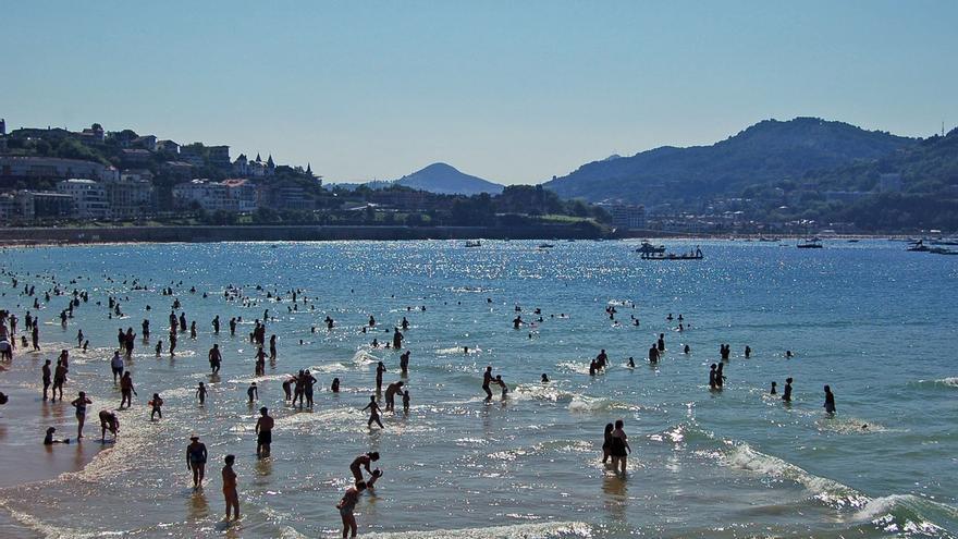 La temporada de playas en San Sebastián comienza este lunes