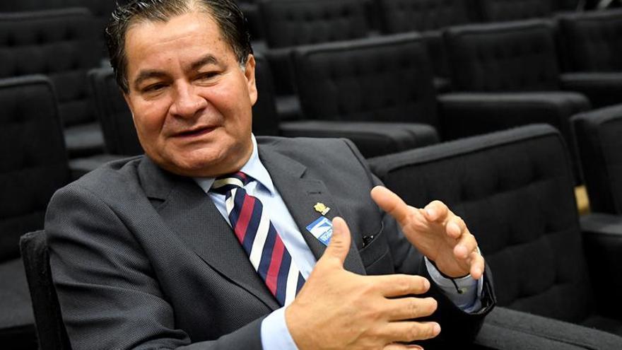 Exsenador boliviano refugiado en Brasil es hospitalizado tras un accidente en avión