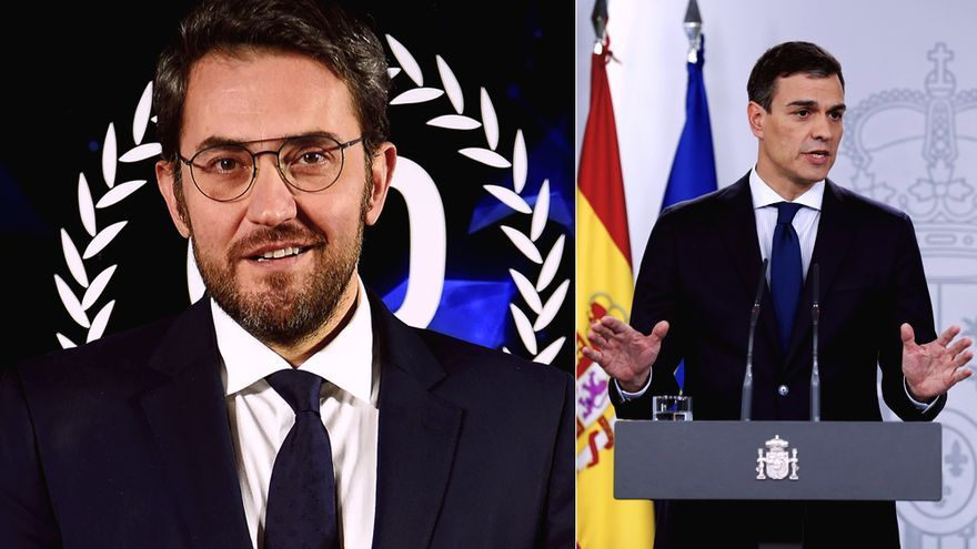 Màxim Huerta, nuevo ministro de Cultura y Deporte de Pedro Sánchez