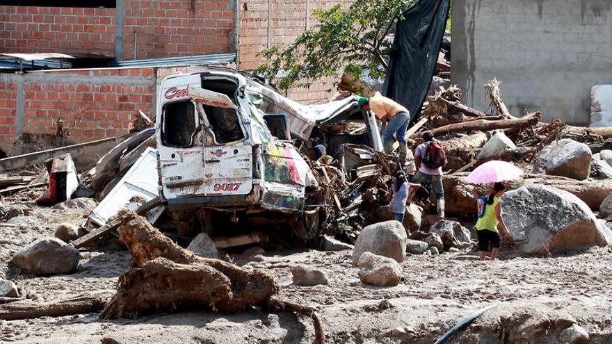 EE.UU. expresa sus condolencias a los afectados por la avalancha en Colombia