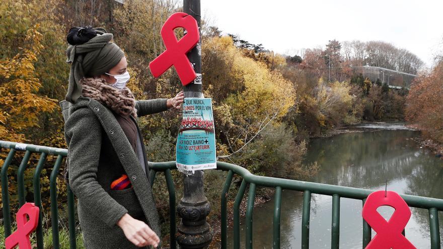 """El VIH no ha desaparecido y sigue """"a la espera de una vacuna"""""""
