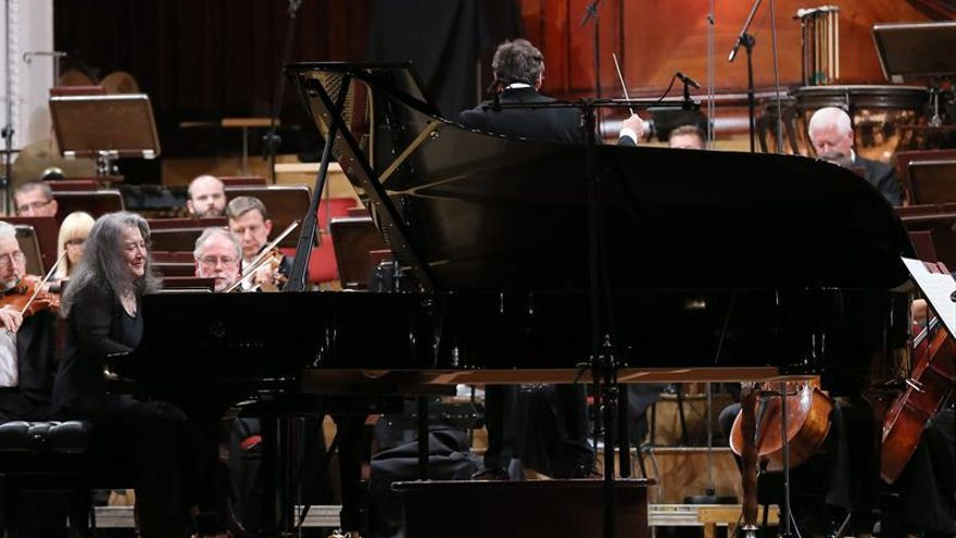 """José Menor celebra a Granados en el festival """"Progetto Martha Argerich"""""""