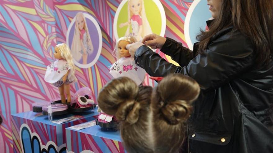 La venta de juguetes crecerá entre el 5 y el 6 por ciento, y sumará tres años el alza