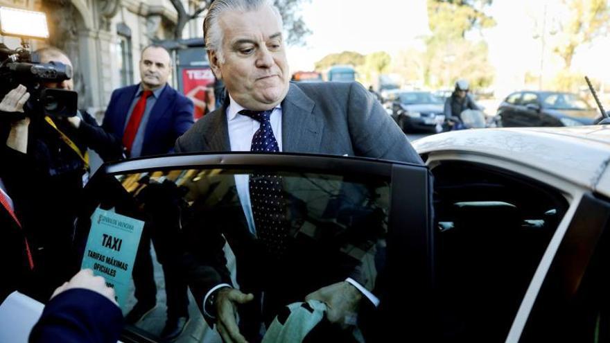 Bárcenas pide quedar en libertad provisional con una pulsera telemática