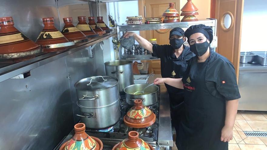 Restaurante Marrakech, un viaje a Marruecos a través de su cocina