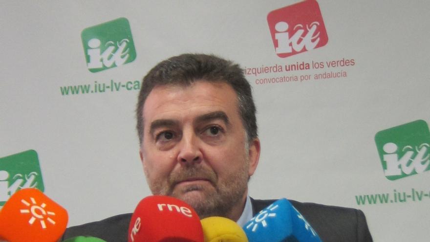 Maíllo, convencido de que, en el caso del concejal de IU imputado en Sevilla, se actuará en coherencia con los estatutos