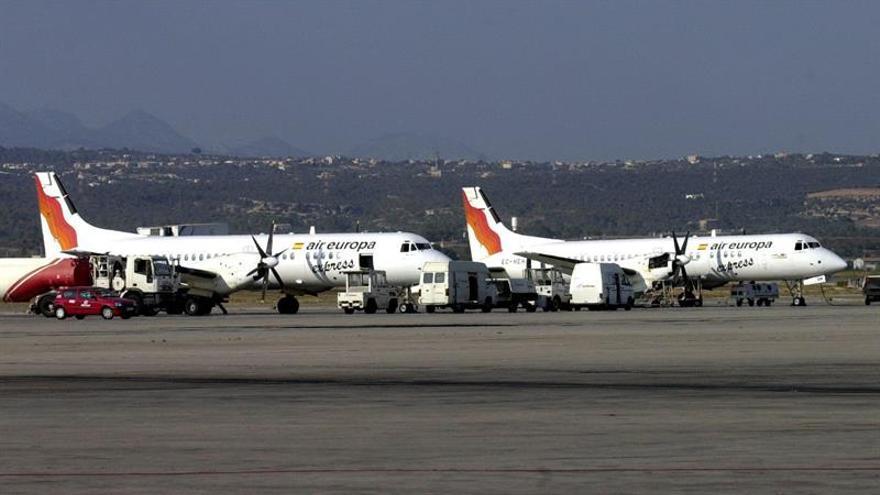 Unos 114 vuelos pueden verse afectados por la huelga en Air Europa