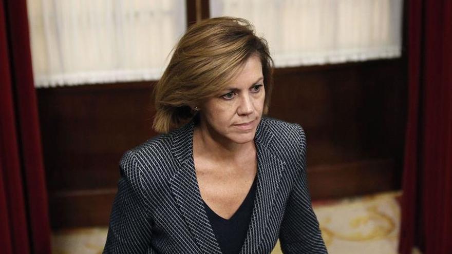 El PSOE pide que Cospedal informe al Congreso sobre el dictamen del Yak-42