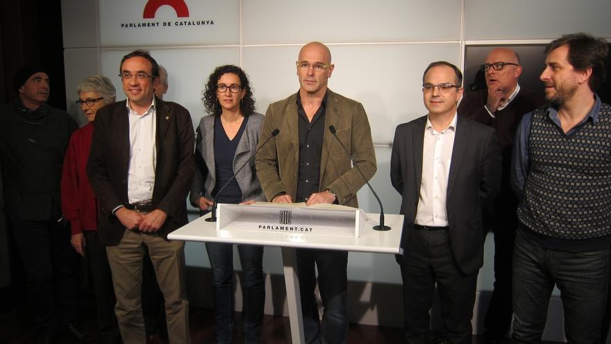 """La propuesta de JxSí para que vote la CUP plantea a Mas como presidente y """"suspende"""" BCNWorld"""
