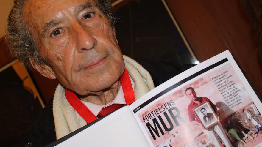 Gabriel Fernández, víctima del franquismo. / JUANMI BAQUERO