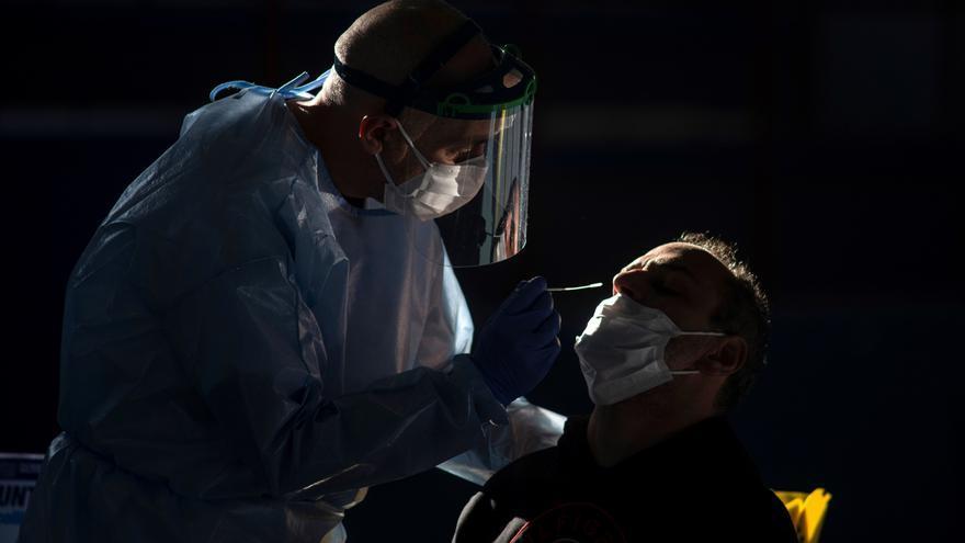 Tenerife registra un fallecimiento y 60 casos nuevos de COVID-19 en las últimas 24 horas