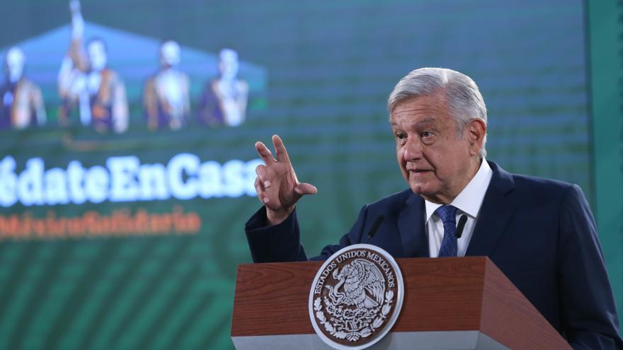 Ente electoral insta López Obrador a no hacer propaganda en ruedas de prensa