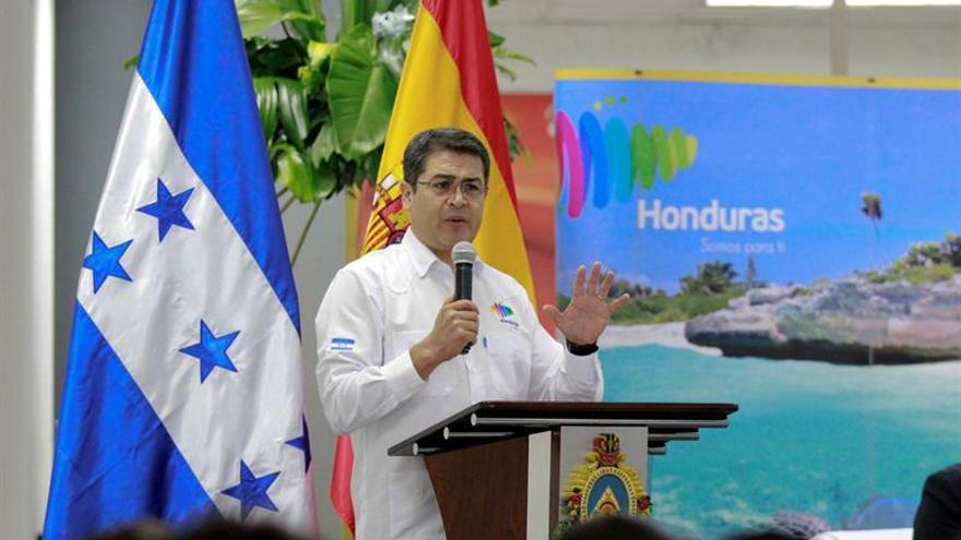 Honduras se solidariza con los afectados por Irma y ofrece ayuda a Rep. Dominicana