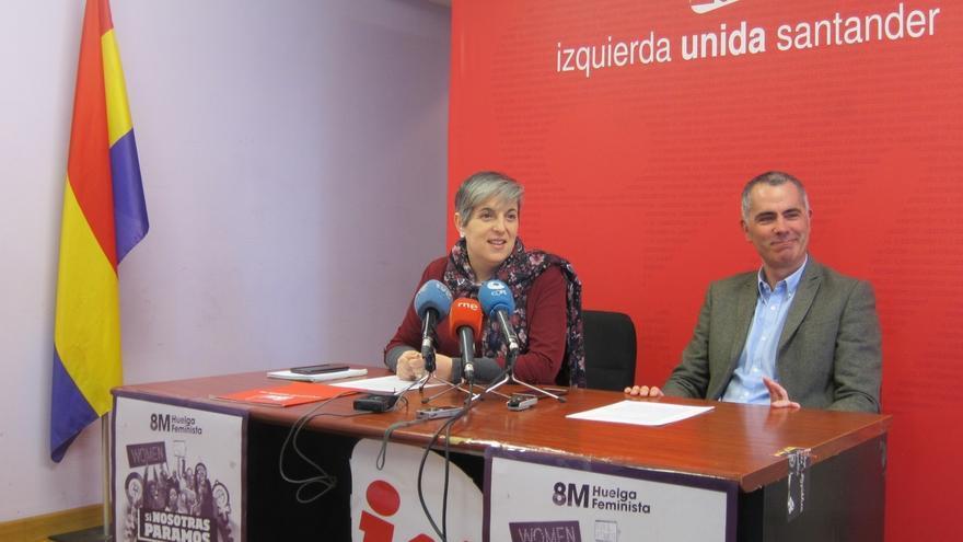 IU Cantabria llama a otras fuerzas a sumarse para elaborar un programa de izquierdas para las elecciones 2019