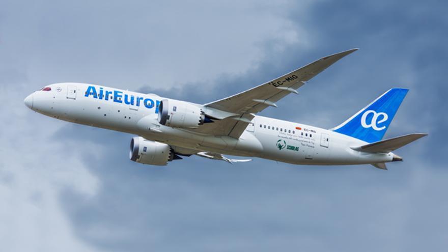 Air Europa operará una nueva ruta a Iguazú el próximo 1 de junio.