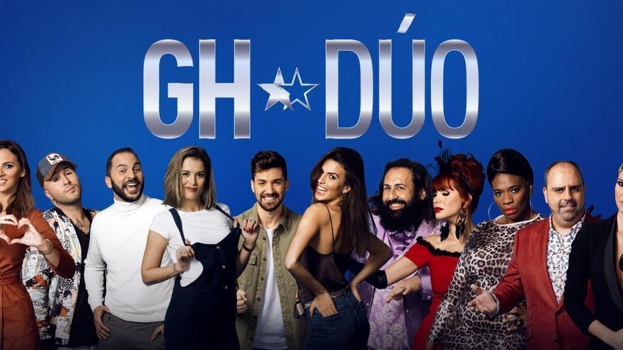 Estos son los concursantes definitivos de GH DÚO: cinco parejas y dos tríos