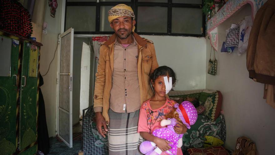 Samir y Razan.
