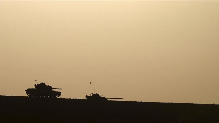 El ejército turco dice que ha abatido a 221 rebeldes del PKK en doce días