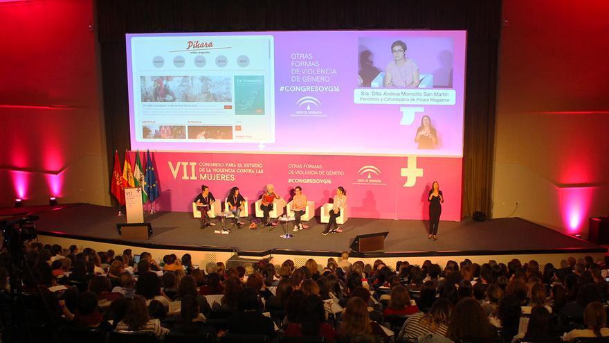 'Nuevos escenarios: nuevas estrategias' para frenar la violencia de género. | JUAN MIGUEL BAQUERO
