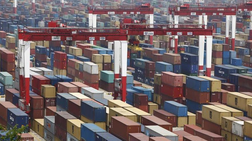Las importaciones chinas crecen un 15,6 % en noviembre