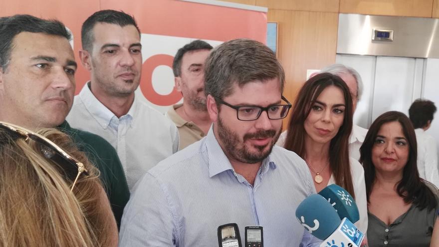 """Hervías (Ciudadanos) cree que no habrá Gobierno antes de septiembre y pide """"cordura"""" al PSOE"""