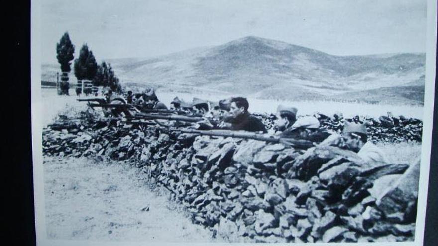 Guerra Civil Calzadilla Los Santos Maimona