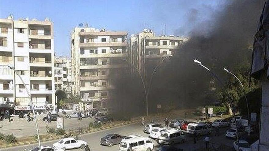 Las autoridades afirman que han matado a 35 terroristas en el norte de Siria
