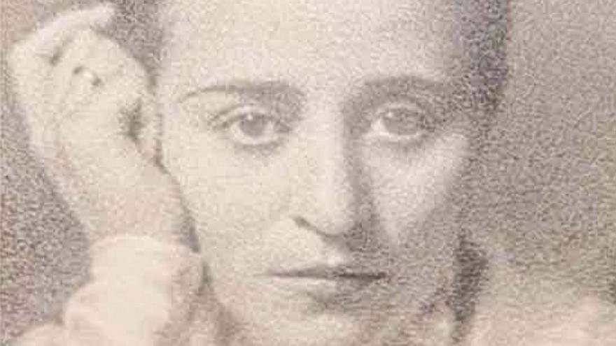 Portada del monográfico elaborado por la UCO para el Centro Virtual Cervantes sobre la escritora Concha Lagos.