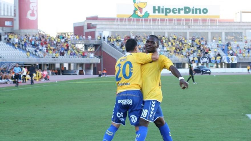 Del UD Las Palmas-Villarreal #16