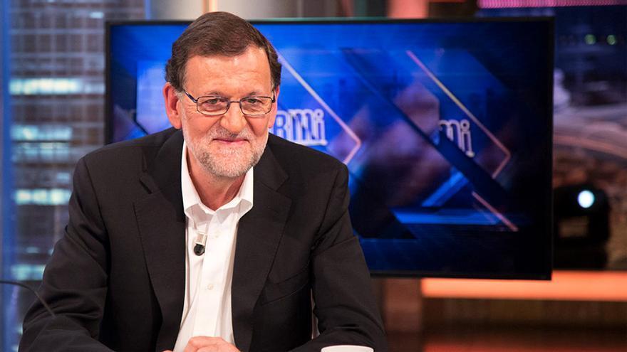 Mariano Rajoy en 'El Hormiguero' en 2016