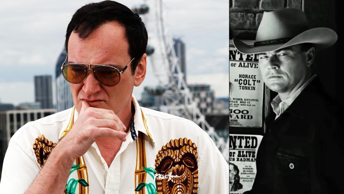 Tarantino medita hacer 'Bounty Law'