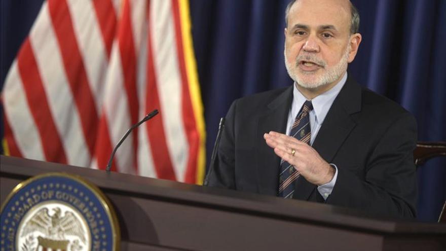 """La Reserva Federal de EE.UU. """"no tiene prisa"""" para reducir su programa de estímulo"""