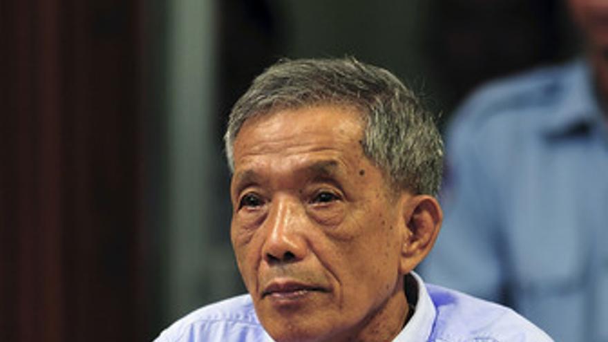 Kaing Guek Eav, Jemer Rojo de Camboya