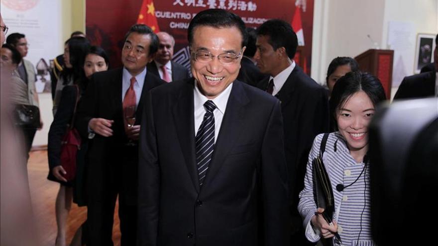 El primer ministro Li Keqiang refuerza los lazos culturales entre China y Perú