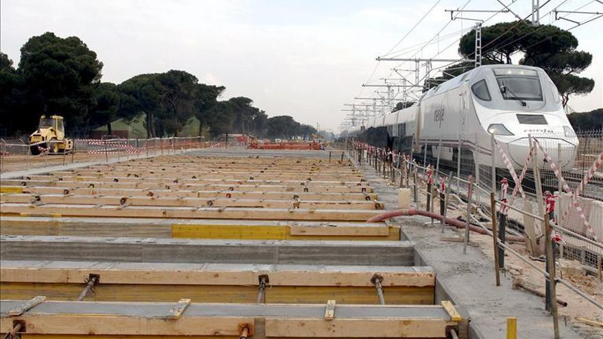 Siemens moderniza el tramo de alta velocidad entre Olmedo y Ourense