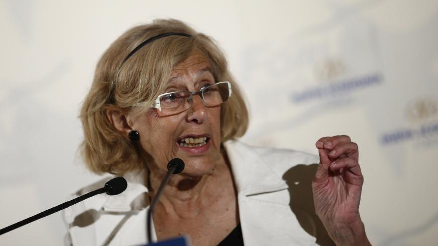"Carmena: ""Toda mi vida he criticado con mucha firmeza a ETA y yo misma estuve amenazada"""