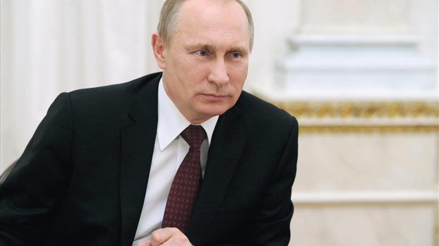 """Putin dice que las nuevas autoridades de Kiev """"querían matar a Yanukóvich"""""""