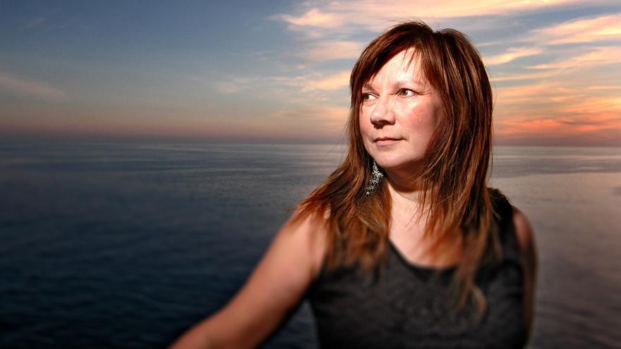La cantante noruega Mari Boine