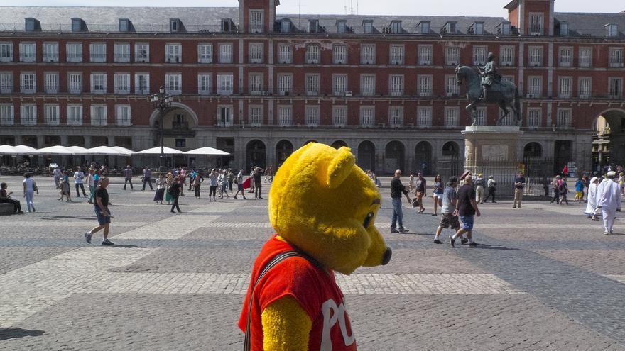 Plaza Mayor. | Jesús Sánchez