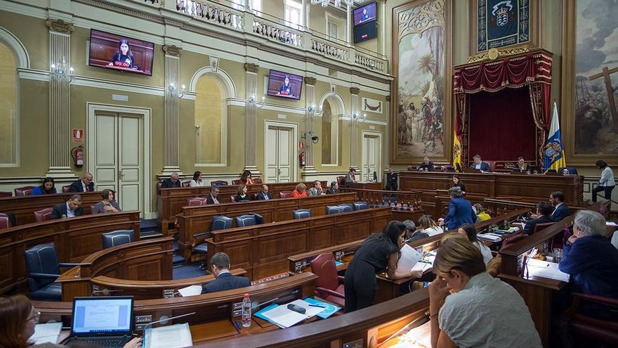 Parlamento de Canarias. (Flickr Parcan).