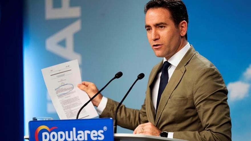 El PP asegura que va a cumplir el acuerdo con Vox en los ayuntamientos