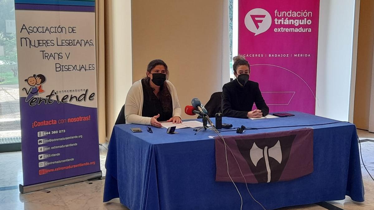 Extremadura Entiende y Fundación triángulo apuestas por la visibilidad lésbica para acabar con las discriminaciones