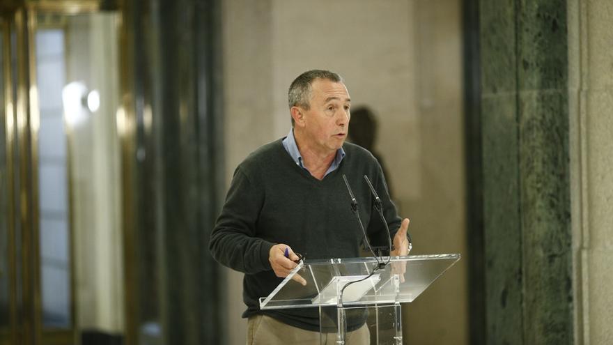 """Compromís recuerda a Rivera que el Rey tiene que ser """"exquisitamente imparcial"""" en su ronda con los partidos"""