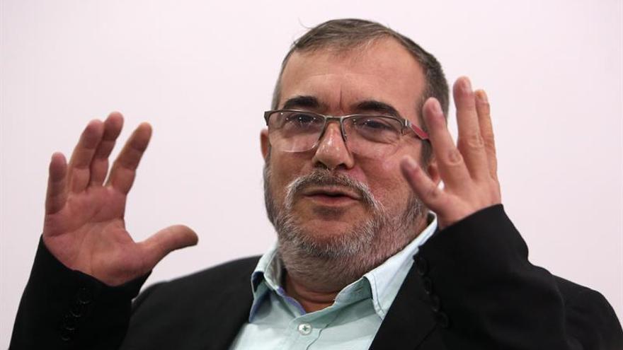 """""""Timochenko"""" es elegido presidente del partido político de las FARC"""